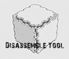 Disassemble tool